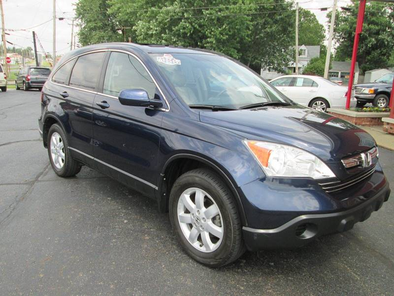 2008 Honda CR-V for sale at Bob's Auto Sales in Canton OH
