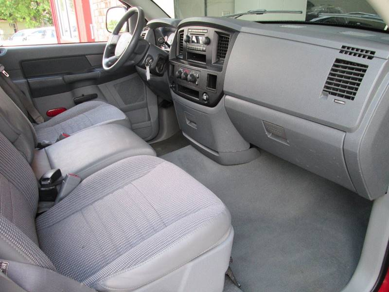 2008 Dodge Ram Pickup 1500 for sale at Bob's Auto Sales in Canton OH