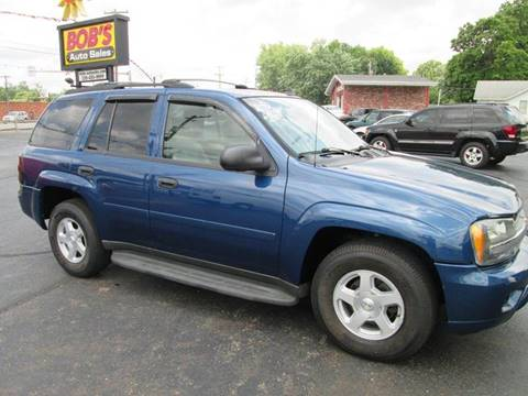 2006 Chevrolet TrailBlazer for sale at Bob's Auto Sales in Canton OH