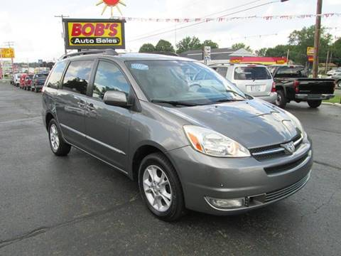 2005 Toyota Sienna for sale at Bob's Auto Sales in Canton OH