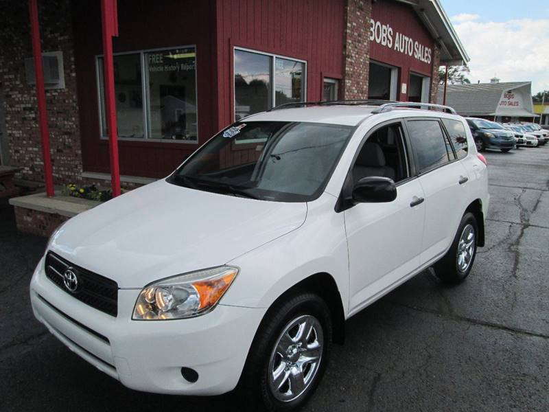 2008 Toyota RAV4 for sale at Bob's Auto Sales in Canton OH