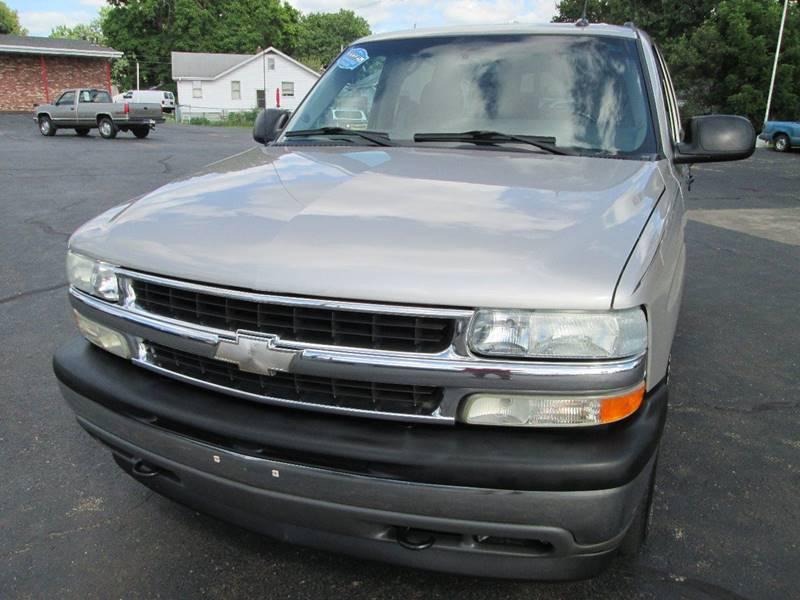 2005 Chevrolet Suburban for sale at Bob's Auto Sales in Canton OH