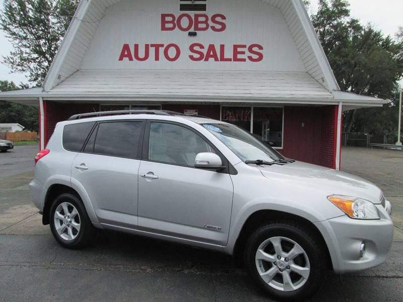 2009 Toyota RAV4 for sale at Bob's Auto Sales in Canton OH