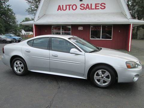 2005 Pontiac Grand Prix for sale at Bob's Auto Sales in Canton OH