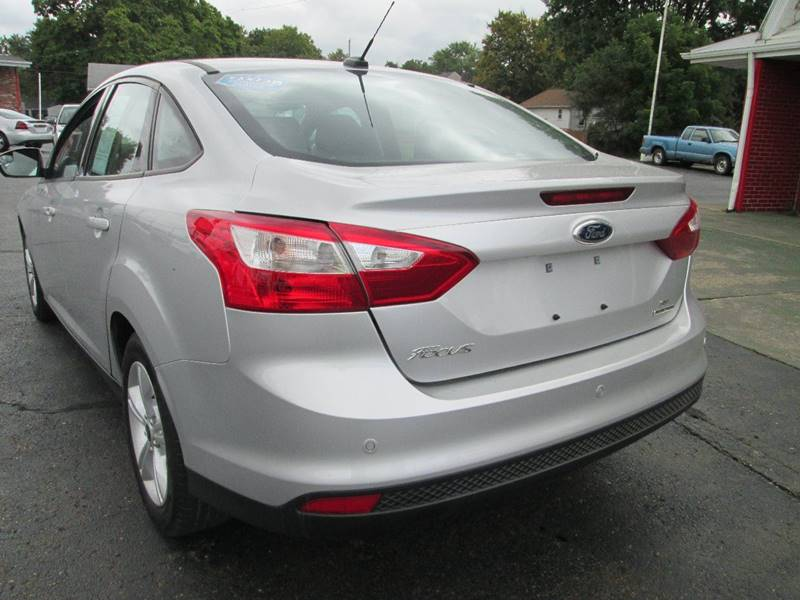 2013 Ford Focus for sale at Bob's Auto Sales in Canton OH