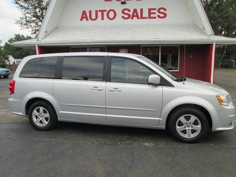 2012 Dodge Grand Caravan for sale at Bob's Auto Sales in Canton OH