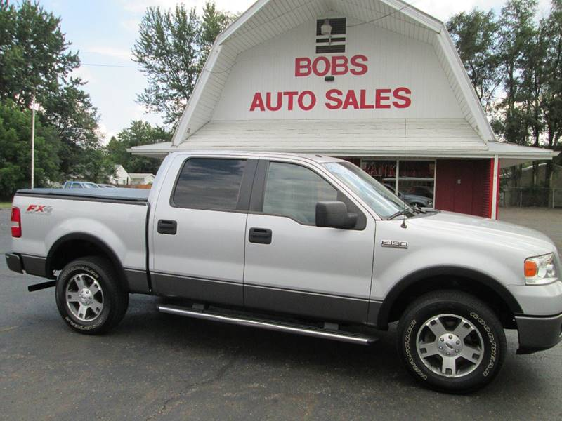 2008 Ford F-150 for sale at Bob's Auto Sales in Canton OH