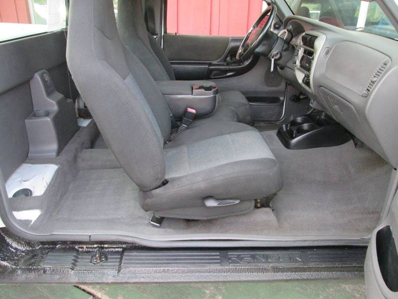 2003 Ford Ranger for sale at Bob's Auto Sales in Canton OH