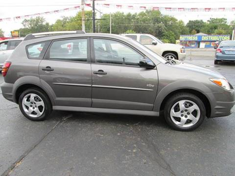 2005 Pontiac Vibe for sale at Bob's Auto Sales in Canton OH