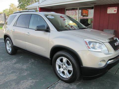 2009 GMC Acadia for sale in Canton, OH