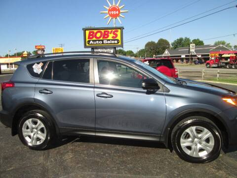 2013 Toyota RAV4 for sale at Bob's Auto Sales in Canton OH