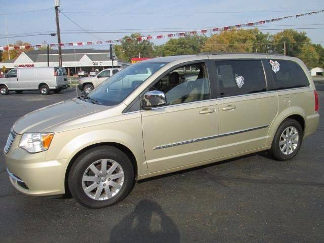 2011 Chrysler Town and Country for sale at Bob's Auto Sales in Canton OH