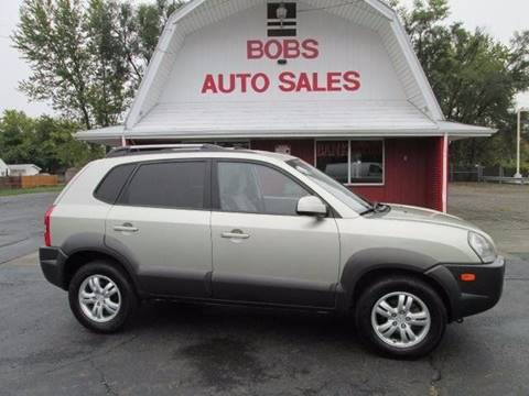 2008 Hyundai Tucson for sale in Canton, OH