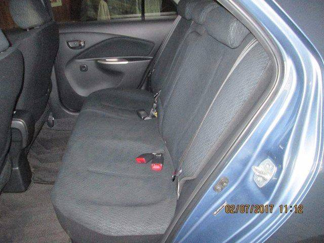 2007 Toyota Yaris for sale at Bob's Auto Sales in Canton OH
