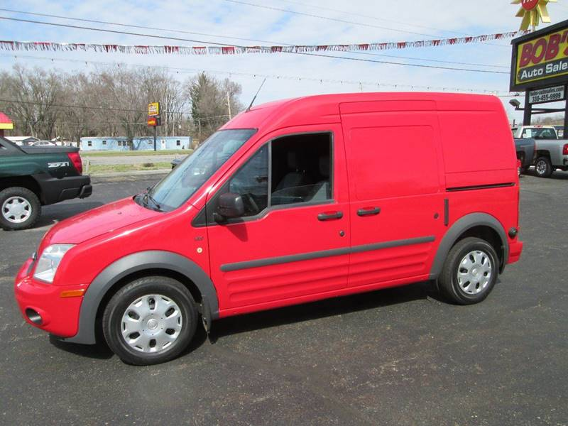 2012 Ford Transit Connect for sale at Bob's Auto Sales in Canton OH