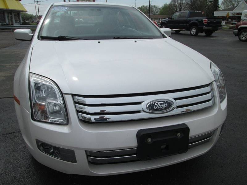 2009 Ford Fusion for sale at Bob's Auto Sales in Canton OH
