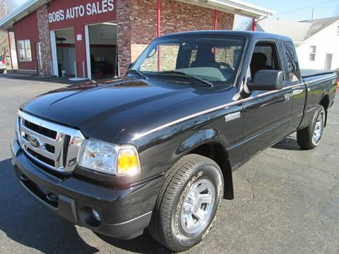 2011 Ford Ranger for sale at Bob's Auto Sales in Canton OH