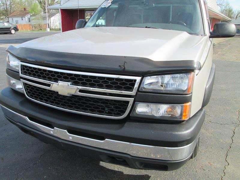 2006 Chevrolet Silverado 1500 for sale at Bob's Auto Sales in Canton OH
