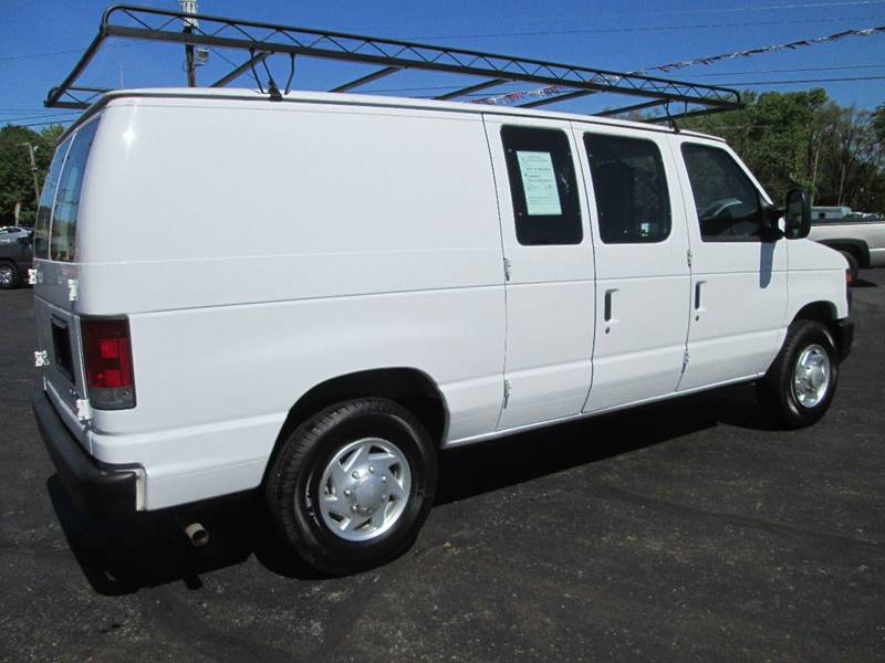 2009 Ford E-Series Cargo for sale at Bob's Auto Sales in Canton OH