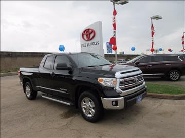 2014 Toyota Tundra for sale in Houston, TX