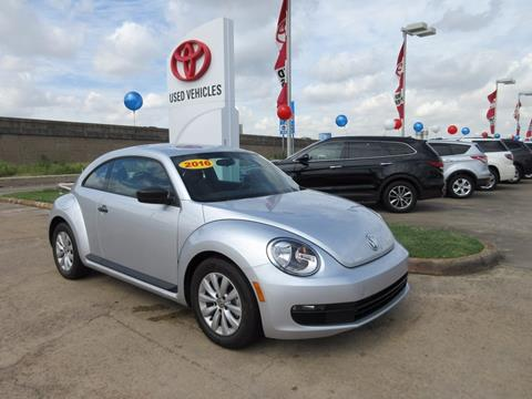 2016 Volkswagen Beetle for sale in Houston, TX