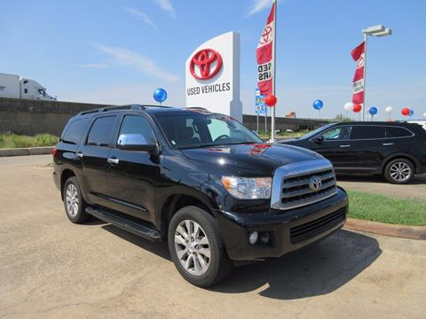 2016 Toyota Sequoia for sale in Houston, TX