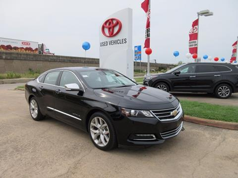 2017 Chevrolet Impala for sale in Houston, TX