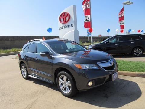 2014 Acura RDX for sale in Houston, TX