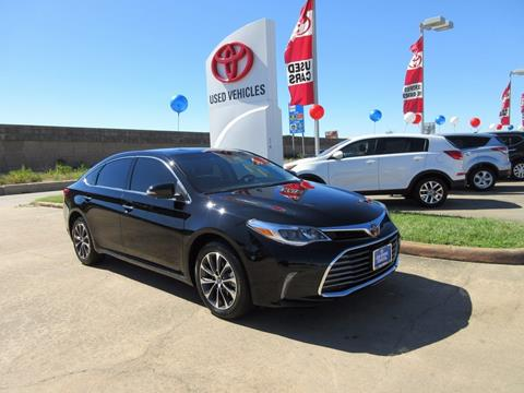 2017 Toyota Avalon for sale in Houston, TX