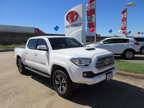 2016 Toyota Tacoma for sale in Houston, TX