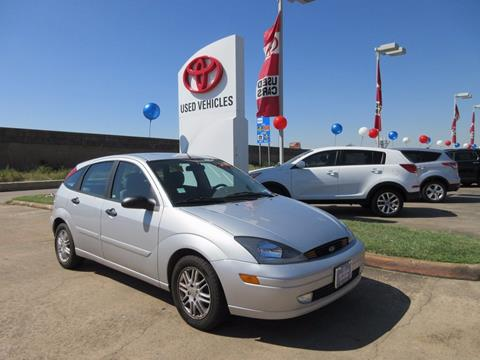 2003 Ford Focus for sale in Houston, TX