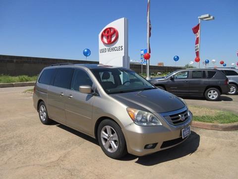 2009 Honda Odyssey for sale in Houston, TX