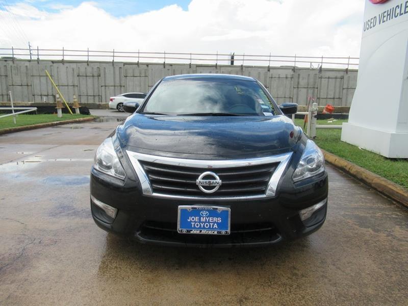 ... 2015 Nissan Altima 2 5 S 4dr Sedan In Houston TX Joe Myers Toyota
