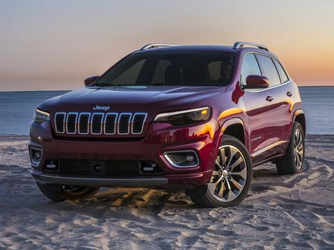 2019 Jeep Cherokee for sale in Houston, TX