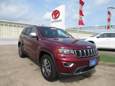 2018 Jeep Grand Cherokee for sale in Houston, TX