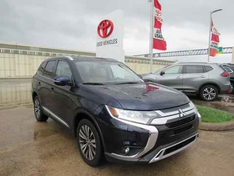 2019 Mitsubishi Outlander for sale in Houston, TX