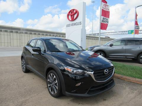 2019 Mazda CX-3 for sale in Houston, TX