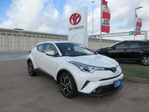 2019 Toyota C-HR for sale in Houston, TX