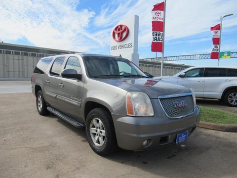 2007 GMC Yukon XL for sale in Houston, TX