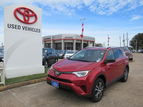 2016 Toyota RAV4 for sale in Houston, TX