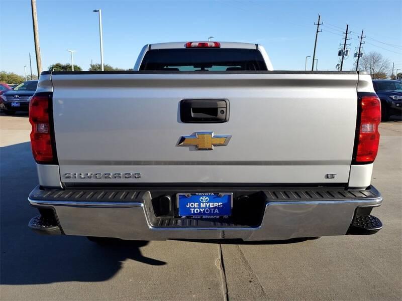 2018 Chevrolet Silverado 1500 LT (image 6)