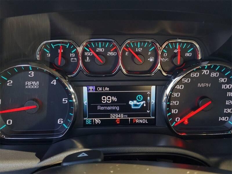 2018 Chevrolet Silverado 1500 LT (image 20)
