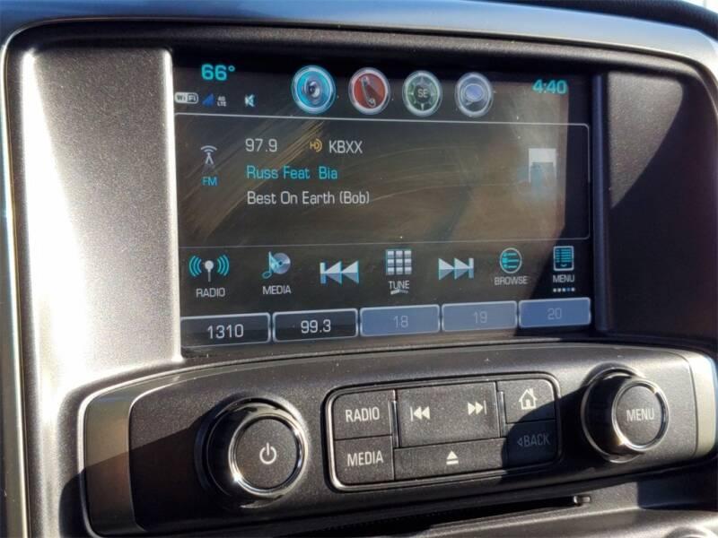 2018 Chevrolet Silverado 1500 LT (image 25)