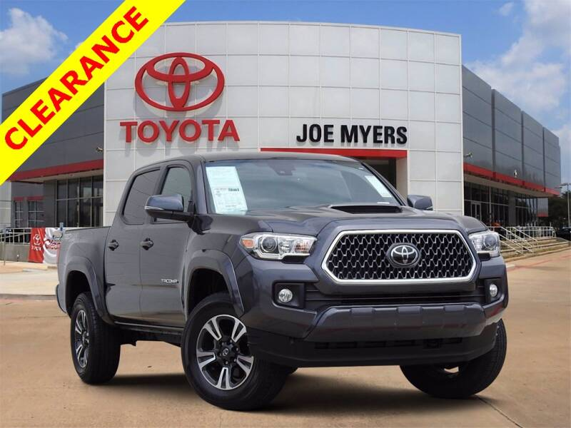 2019 Toyota Tacoma  - Houston TX