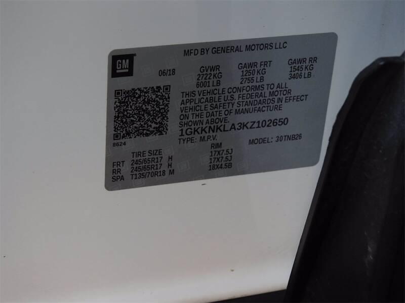 2019 GMC Acadia SLE-1 4dr SUV - Houston TX