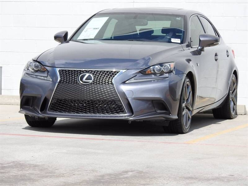 2014 Lexus IS 350 4dr Sedan - Houston TX