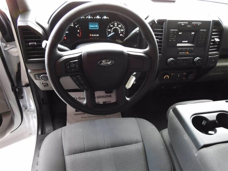 2019 Ford F-150 XL - Houston TX