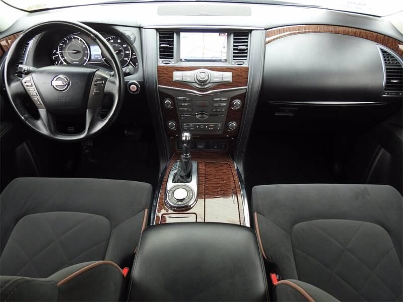 2017 Nissan Armada 4x2 SV 4dr SUV - Houston TX