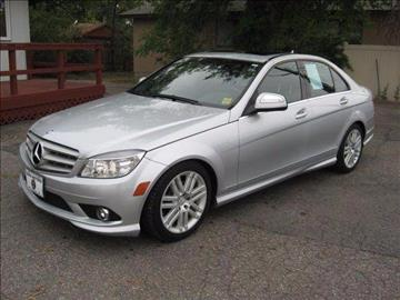2009 Mercedes-Benz C-Class for sale at GLAutoSale in Smyrna GA