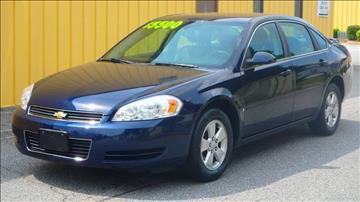 2008 Chevrolet Impala for sale at GLAutoSale in Smyrna GA